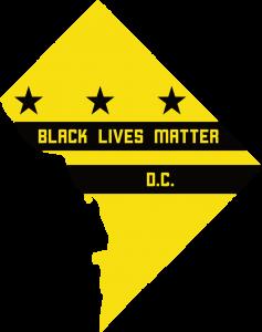 BLM DC Logo