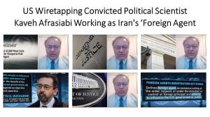 September 27, 2021 - Kaveh Afrasiabi, a political scientist accused of acting as one