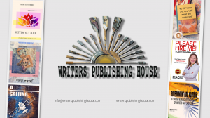 Cover of the author's book from the writers' publishing house