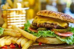 How to stop eating junk food