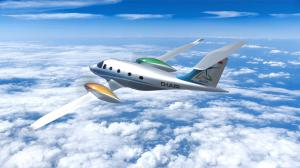EFlyer 800 renderings with the Air2E brand