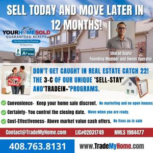 Sell Today and Move Later in 12 months!