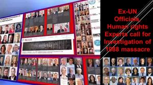 October 13, 2021 - In May, 152 former UN officials and highly recognized human rights and legal experts wrote to the UN High Commissioner for Human Rights, requesting that a Commission of Inquiry into the 1988 massacre be established.