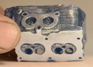 Stainless Steel small scale Engine Part