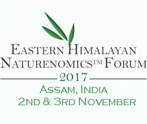 The Eastern Himalayan Naturenomics™ Forum, 2017 on 2nd and 3rd November.