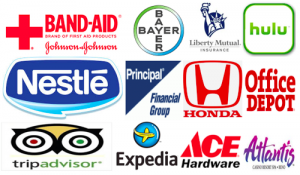 """Partial list of Companies who have boycotted the Laura Ingraham Show of Fox.  All of these companies have competitors and consumers who are offended by """"unfair"""" company choices can choose to buy from other """"fair"""" minded companies."""