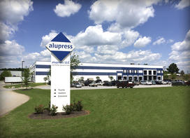 Alupress LLC Manufacturing Facility where Mr Eduardo Cassano Correa will support manufacturing operations