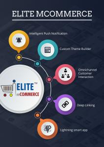 Mobile ecommerce app builder technology