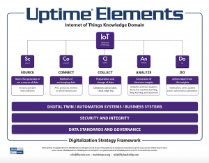 Digitalization Strategy Framework and IoT Knowledge Domain