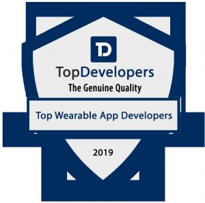 List of Top Wearable App Developers
