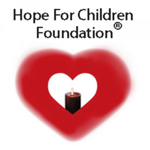 Logo_Hope for Children Foundation_red heart_white heart_candle