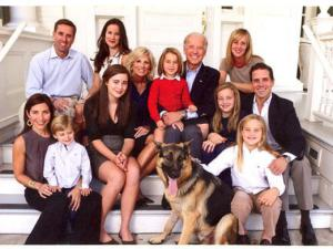 Joe Biden_Jill Biden_family_sons_daughters_grandchildren