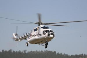 Mi-171A1 helicopter