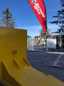 Rendezvous Vehicle Barriers