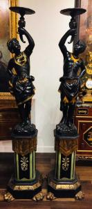 Blackamoor figures