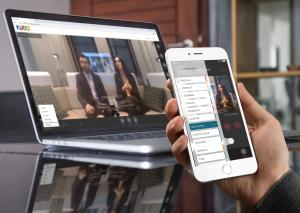 KUDO cloud-based solution for multilingual video and web conferencing