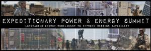 Expeditionary Power & Energy Summit