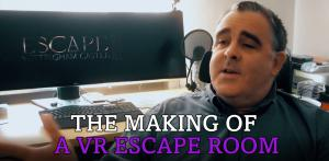 The Making of a VR Escape Room
