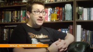 'Magic' Martin Rowe - Artistic Director