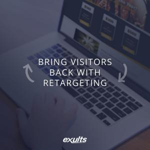 Exults Internet Marketing - Sponsored Search Retargeting