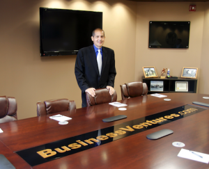 Rick Rahim In Conference Room