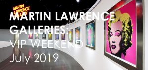Martin Lawrence Galleries VIP Gala 2019