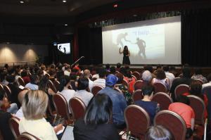 Lisa Lieberman-Wang in Australia Empowering Entrepreneurs