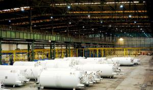 Photo of the new production hall of Auguste Cryogenics in Košice/Slovakia