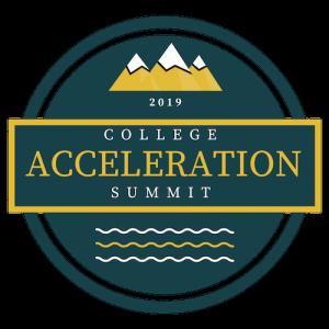 College Acceleration Summit 2019 Logo