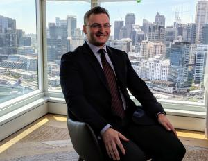 Vlad Lounegov CEO of Mbanq