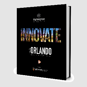 Innovate Orlando - Beautiful Coffee Table Book showcasing Orlando Innovators