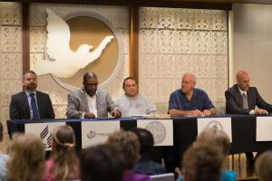 Religious leaders shared their basic beliefs, answered questions and dispelled misconceptions.