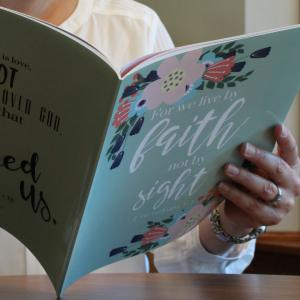 22 printable bible verses can easily be turned into a book or hung as art.