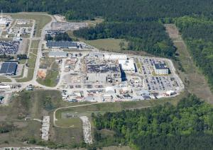 Terminated plutonium fuel (MOX) plant at DOE's Savannah River Site