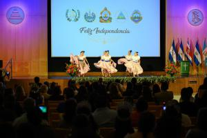 The Church of Scientology of the Valley hosted a celebration of the culture and traditions of Central America.