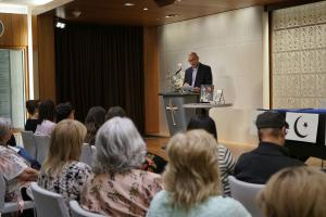 The Church of Scientology provides these forums to dispel false information and foster tolerance among the many faiths that call Los Angeles home.