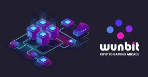 Wunbit is a Cryto Gaming Arcade that lets players earn cryptocurrency