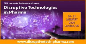 Disruptive Tech in Pharma