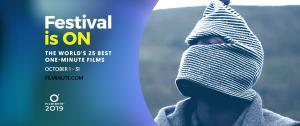 The international one-minute film festival