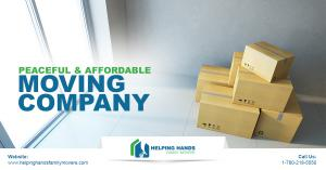 Helping Hands Family Movers - Affordable Edmonton Moving Company