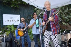 Robby Krieger at WEEDCon West cannabis expo June 2019