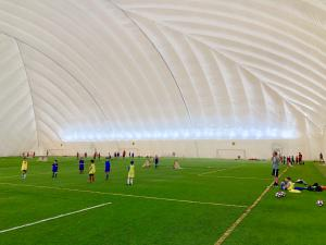 Sports Underdome New Eclipse Lighting